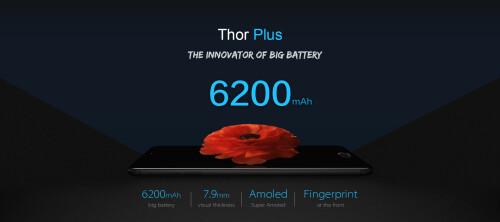 Die Vernee Thor Plus verpackt eine riesige Batterie in einem relativ schlanken Körper, hat einen einladenden Preisschild