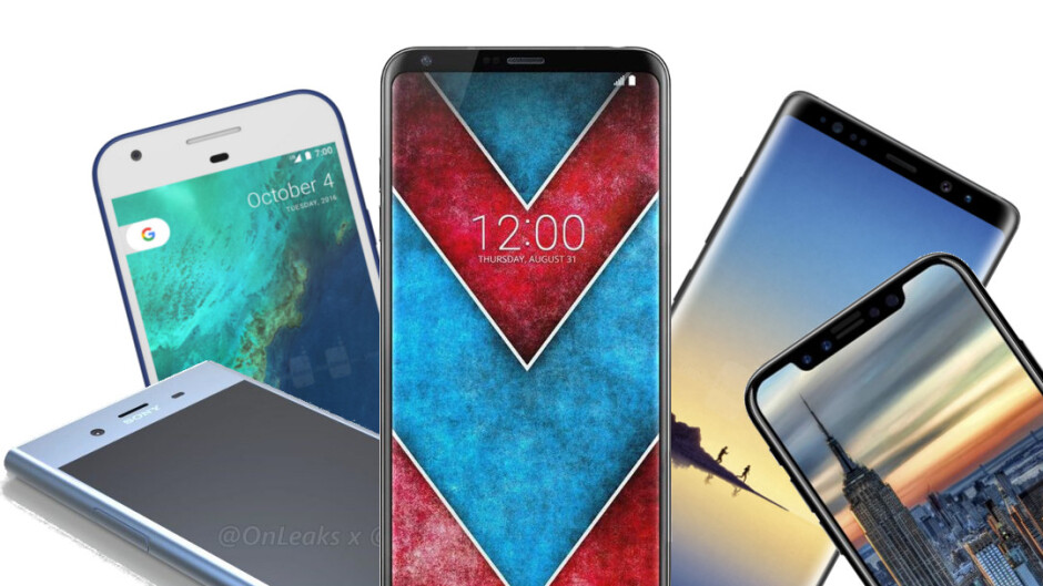 Which upcoming phone are you most excited about?