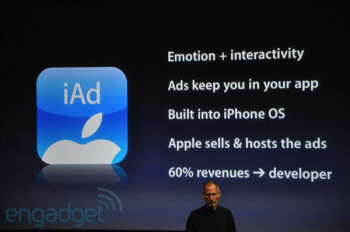 iAds will rely on emotion and interactivity