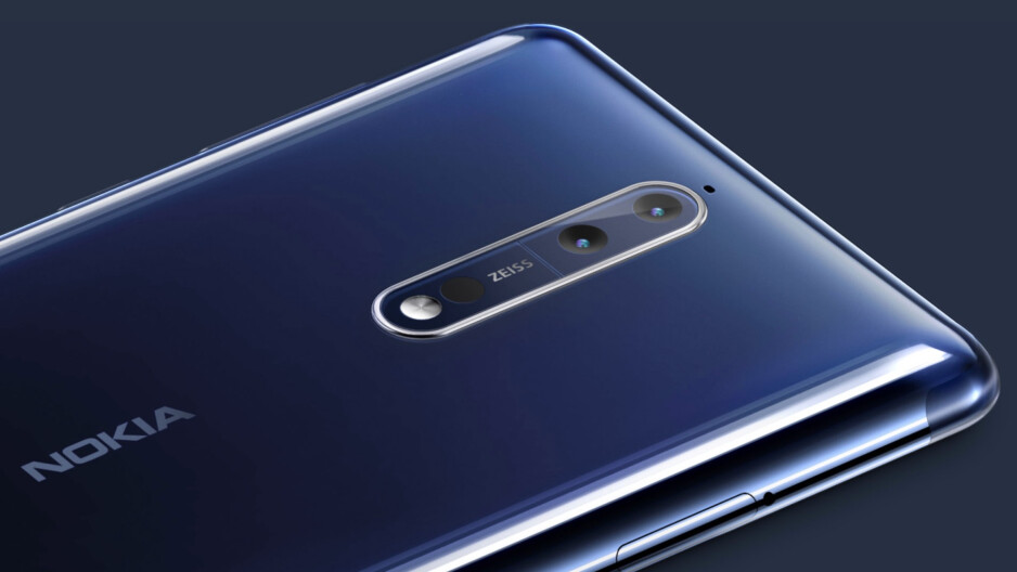 """Nokia 8 cameras explained: how does the dual camera work and what is a """"#Bothie"""""""