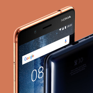 Nokia 8 flagship is official with Zeiss dual camera and live-streaming abilities