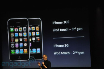 First look at Apple iPhone OS 4
