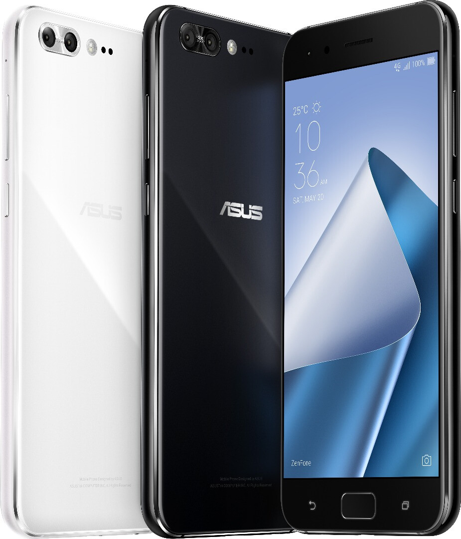 Asuss ZenFone 4 Series Is Now Official Six New Devices