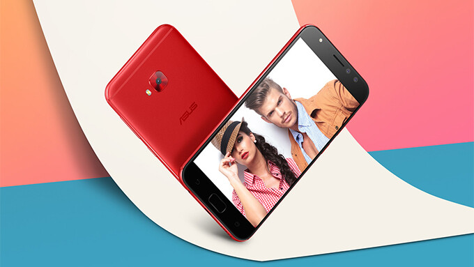 The ZenFone 4 Selfie Pro - Asus's ZenFone 4 series is now official, six new devices announced