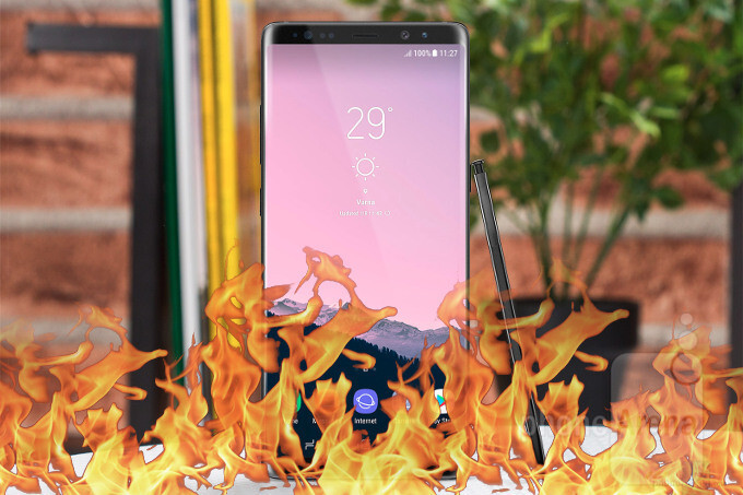 This will not be the fate of the Galaxy Note 8. - Galaxy Note 8 will not repeat the disastrous fate of the Note 7, and here's why