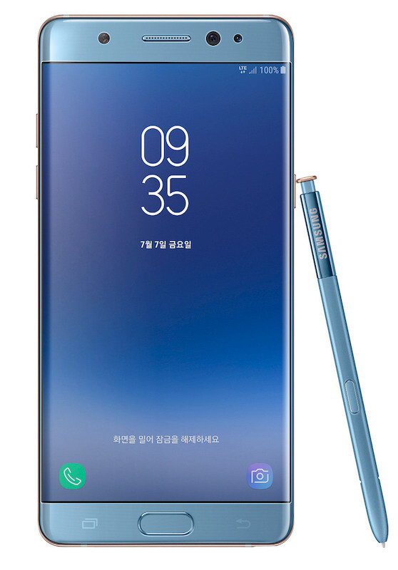 Samsung later reworked the Note 7 into the Note FE, with 'improved' (smaller) battery design; so far, no explosions reported! - Galaxy Note 8 will not repeat the disastrous fate of the Note 7, and here's why