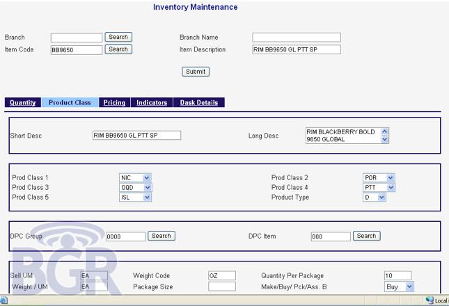 LG Fathom VS750 and BlackBerry Bold 9650 pops up in Verizon's internal systems