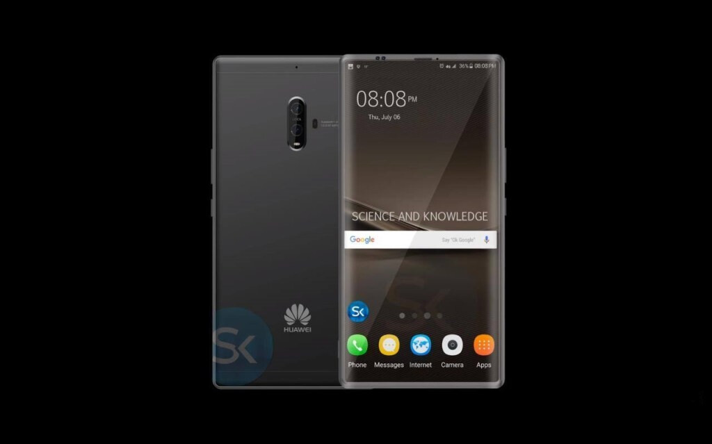 Huawei Mate 10 will ship with new Kirin 970 chip, and it has
