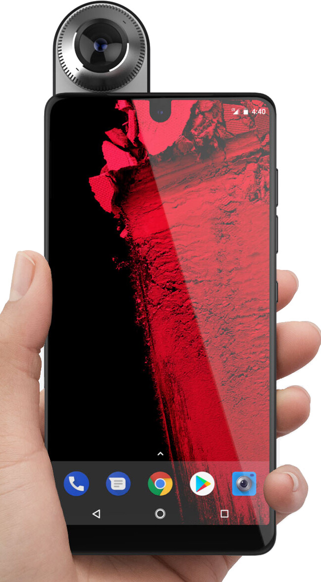 Unlocked Essential Phone launches today, Sprint version goes on pre-order