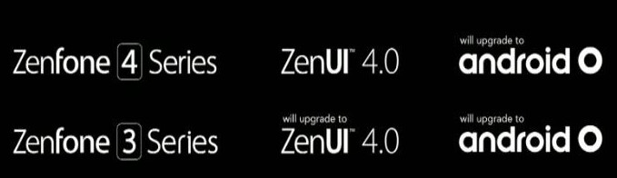 """Asus plans on updating ZenFone 3 and ZenFone 4 models to Android O - Asus cutting back on the bloatware, plans to update ZenFone 3 and ZenFone 4 to Android """"O"""""""