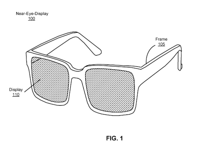 Oculus patent hints that Facebook is working on smartglasses - Patent application shows Facebook working on its own pair of AR smartglasses