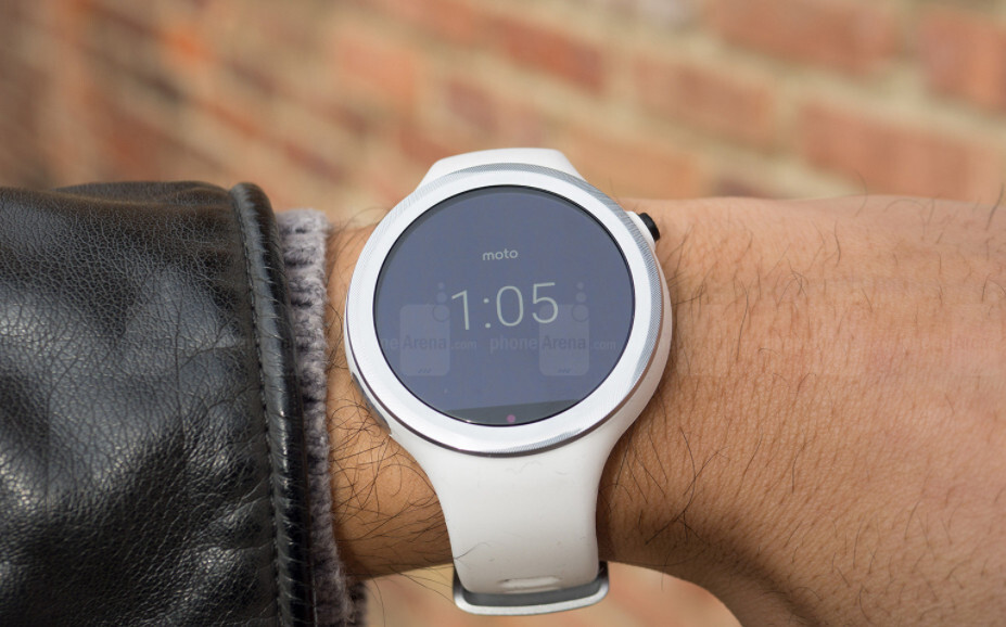 Motorola decides to roll out Android Wear 2.0 for Moto 360 Sport