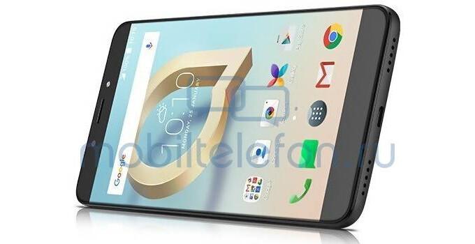 Alcatel A7 XL - Alcatel A3 Plus, A7 XL and U5 HD leak ahead of IFA 2017 reveal