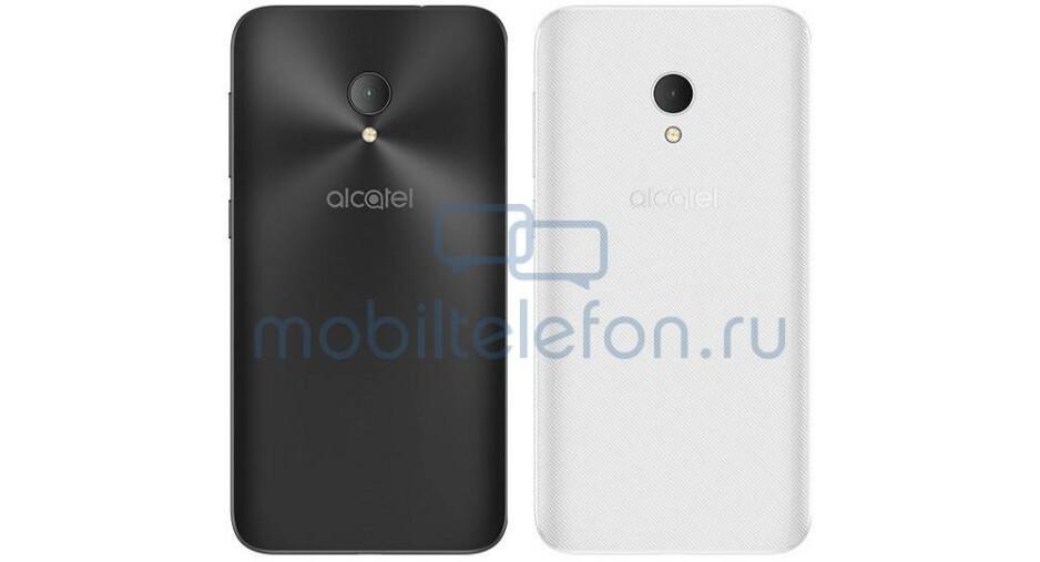 Alcatel U5 HD - Alcatel A3 Plus, A7 XL and U5 HD leak ahead of IFA 2017 reveal