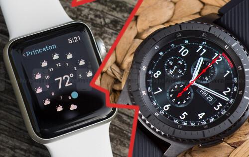 Circular or square: which smartwatch design do you prefer?