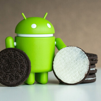 The Google 8 announcement event had special Oreos for the guests... but you can't get them