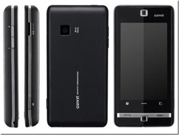 Russia lays claim to the Windows Mobile powered GIGABYTE GSmart S1205