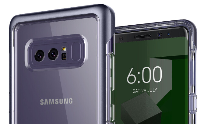 Do bigger things for longer: Protect your Galaxy Note 8 with a Caseology case!