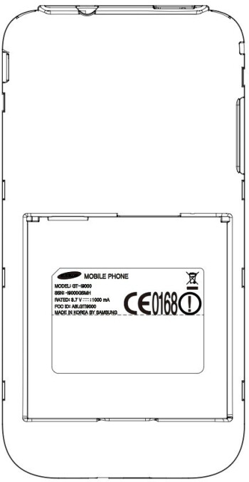 UPDATED: Samsung Galaxy S jets straight for the FCC