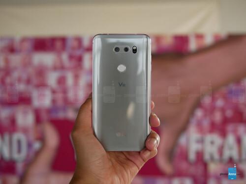 LG V30 Hands-on