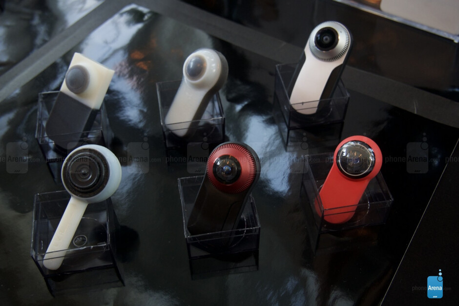 360 Camera Prototypes - Essential Phone hands-on