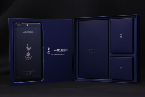 Leagoo T5 Tottenham partnership limited edition