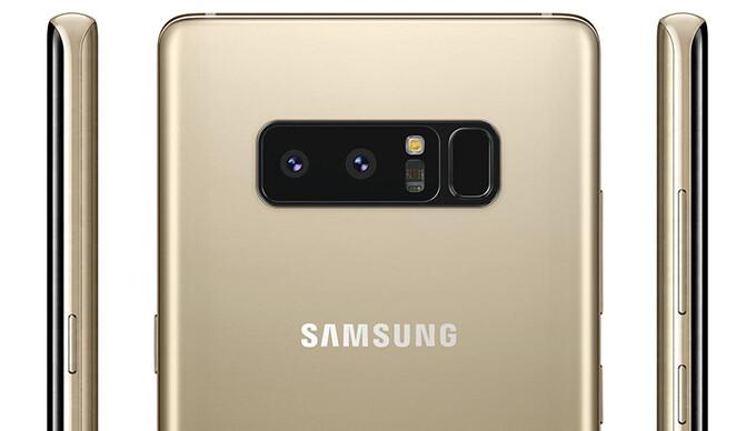 Samsung Galaxy Note 8 vs Galaxy S8+ vs LG G6 vs iPhone 7 Plus: specs comparison