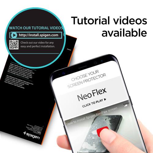 Spigen Neo Flex for Note 8
