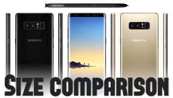 Samsung Reveals Galaxy Note 8 Smartphone