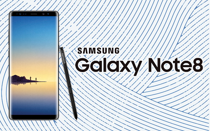 The Samsung Galaxy Note 8 is now official: Productivity overwhelming!