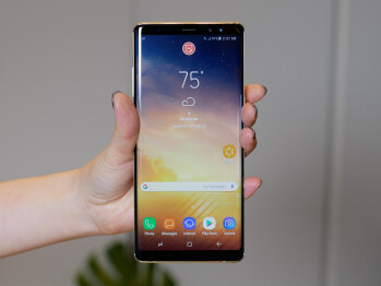 Samsung Galaxy Note 8 Hands On Review Phonearena Reviews