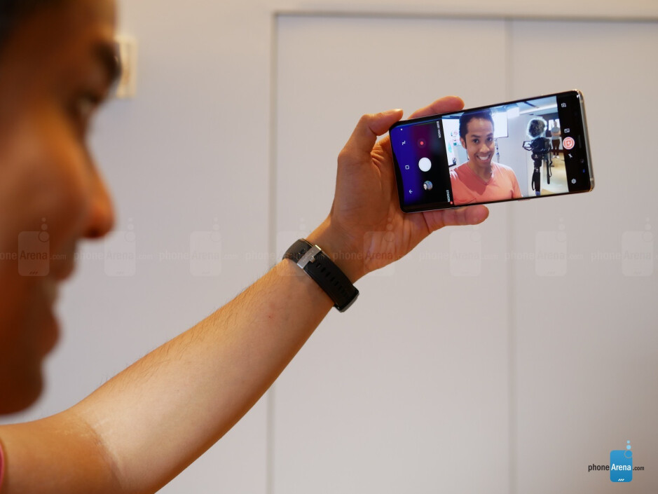 Samsung Galaxy Note 8 hands-on: The Cautionary Follow-up