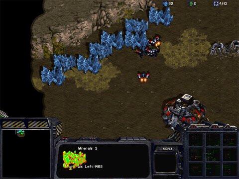 StarCraft arrives for Windows Mobile