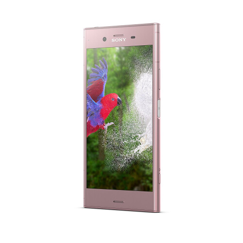 Sony Xperia XZ1 official renders