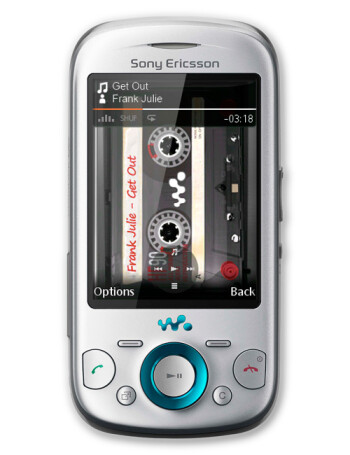 Sony Ericsson's Walkman series lives on with Spiro and Zylo