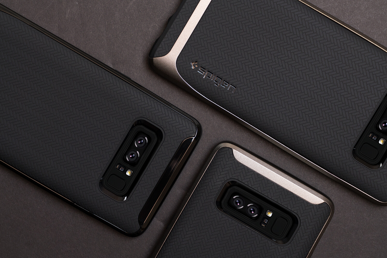 pretty nice 91891 51d0a Spigen's cases are ready to protect your Galaxy Note 8 from day 1 ...