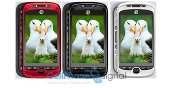 T-Mobile myTouch Slide gets three paint jobs, Genius button, & Android 2.1