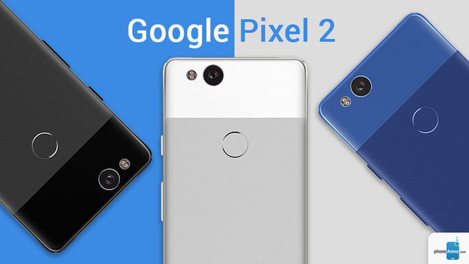 Pixel 2 XL to have tiny bezels all around, while Pixel 2 said to stick with older design