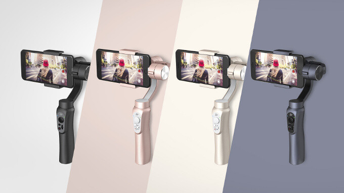 Best gimbal and steadicam stabilizers (for iPhone and Samsung Galaxy)