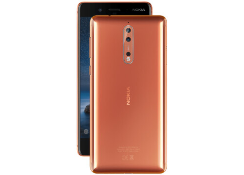 First high-end Nokia-branded Android phone