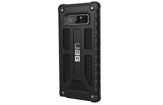best authentic 564a5 bd1ac Best rugged cases for Samsung Galaxy Note 8 - PhoneArena