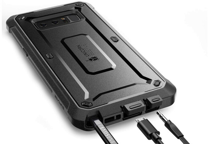 Best rugged cases for Samsung Galaxy Note 8