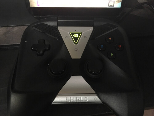 Nvidia Shield Portable 2 prototype