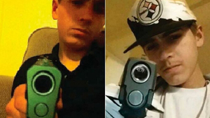 Colorado teen who stole 25 guns arrested after posting selfies