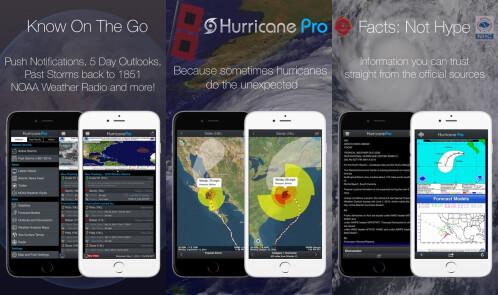 5 beste Hurrikan-Tracking-Apps für iPhone und Android (2017)