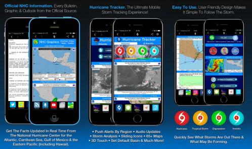 Hurricane Tracker by EZ Apps