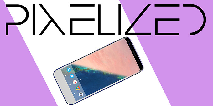 Pixelized: How to transform the interface of your Galaxy S8/S8+ into a Google Pixel one