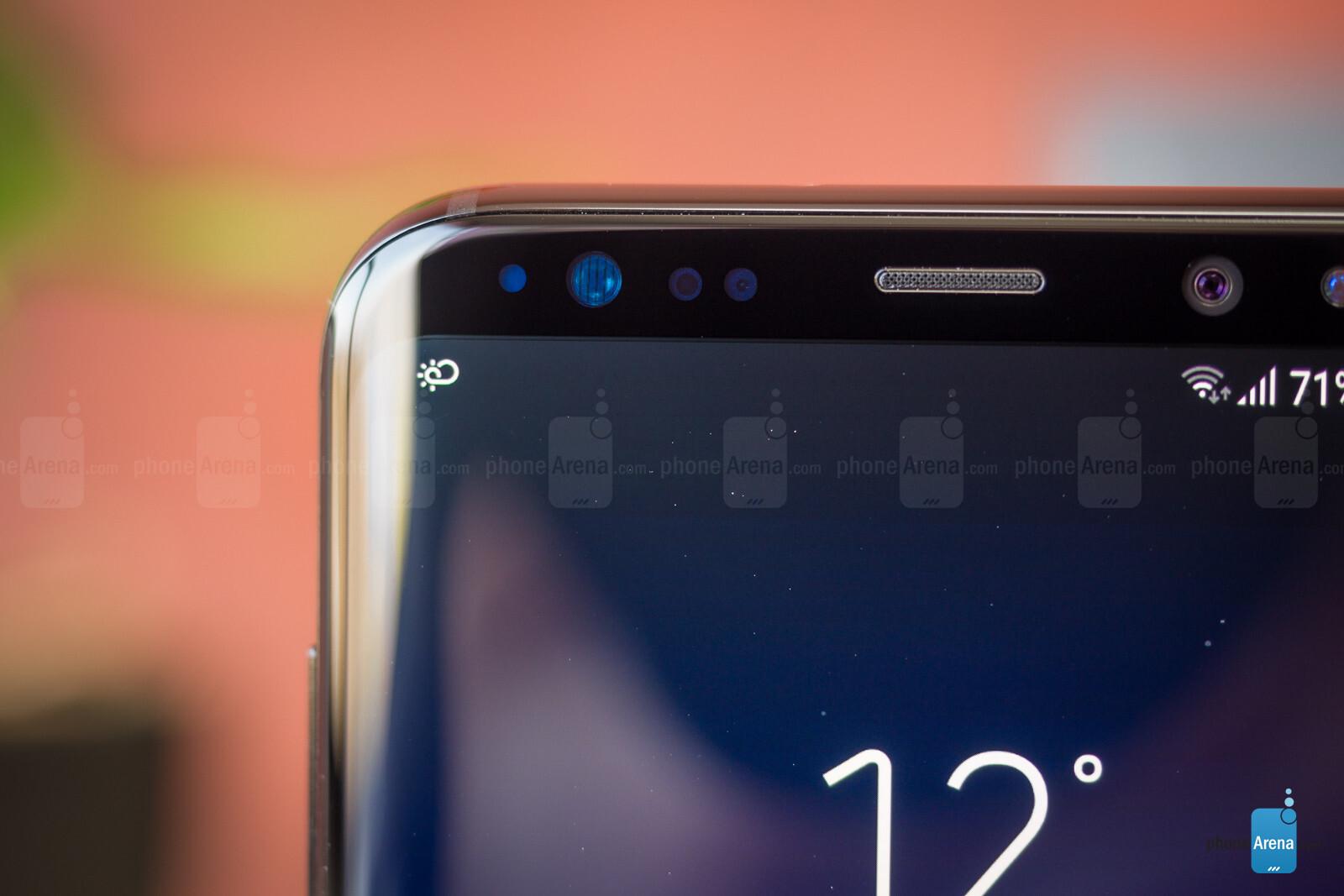 Galaxy S8 Edge Lighting updated: it's now cooler - PhoneArena