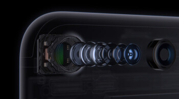 Smartphone cameras use multiple lens systems, but need no mechanical aperture like a digital camera would