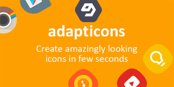 Spotlight: Adapticons is an exceptional Android app that lets you customize your own icons
